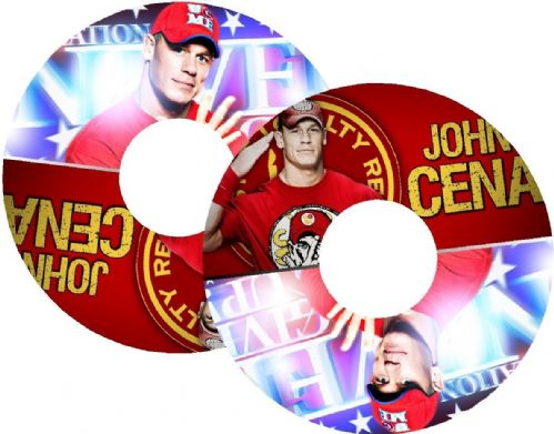 JOHN CENA Wheelchair Spoke Guard Sticker Skins